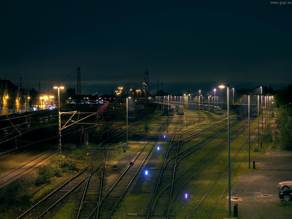Rangierbahnhof MH-Styrum