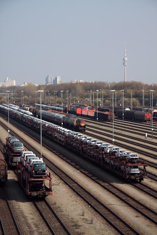 Rangierbahnhof München