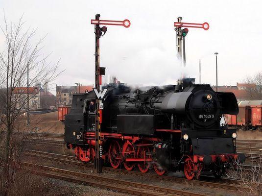 Rangieren - Zeitz Güterbahnhof
