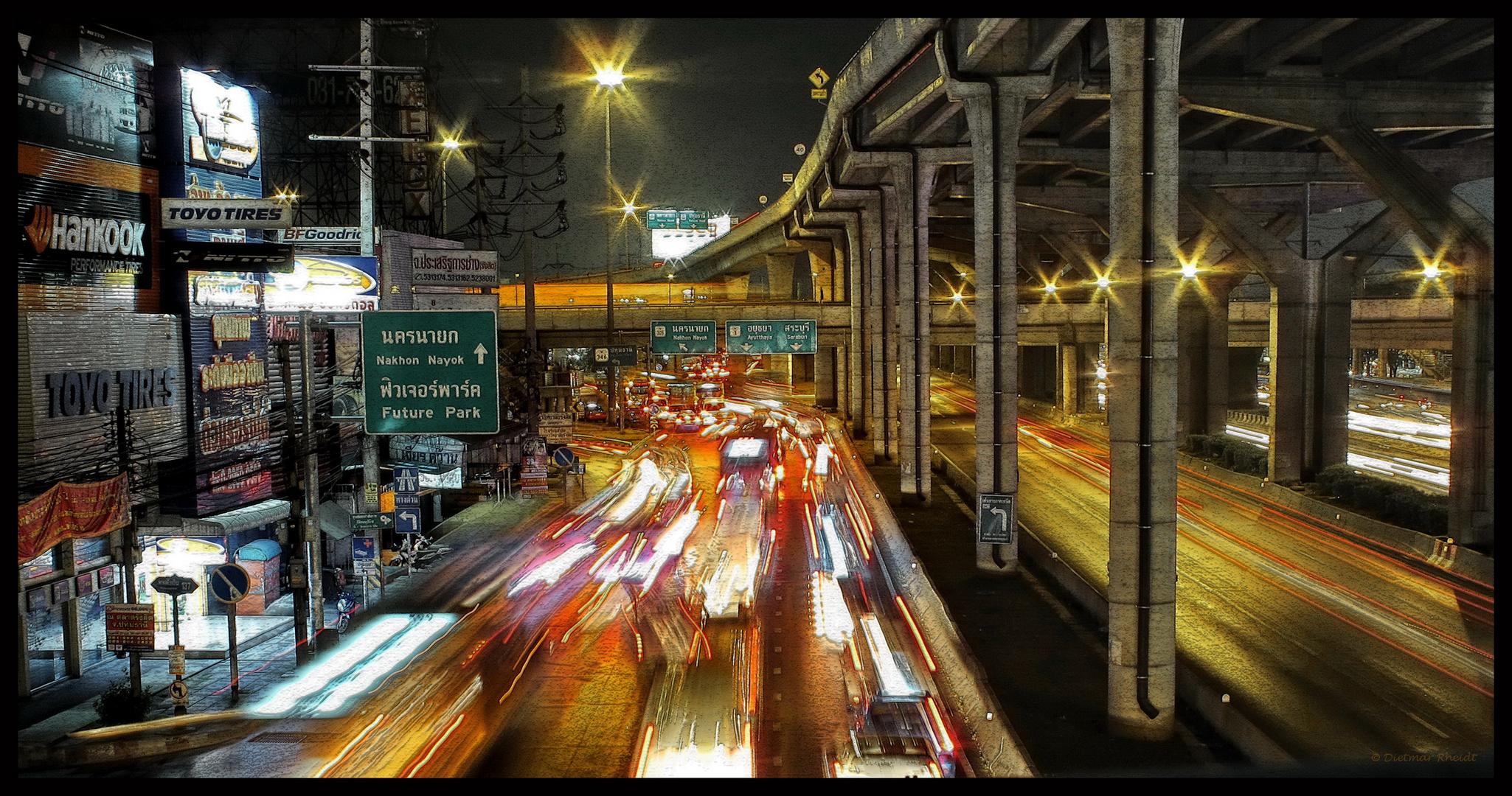 Rangsit Traffic