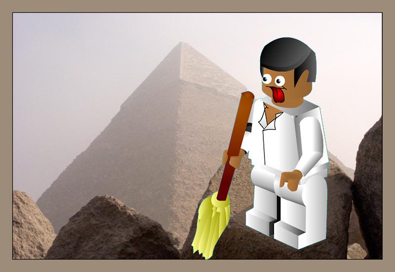 Ranjid in Egypt