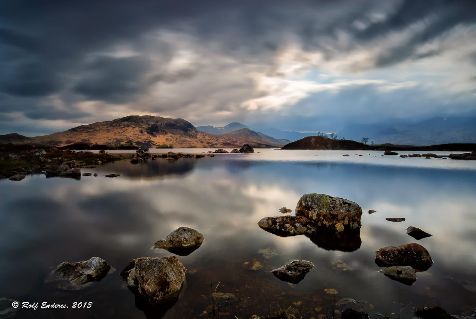Rannoch Moor / Scotland