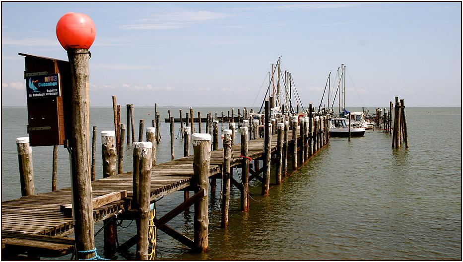 Rantum, der Hafen