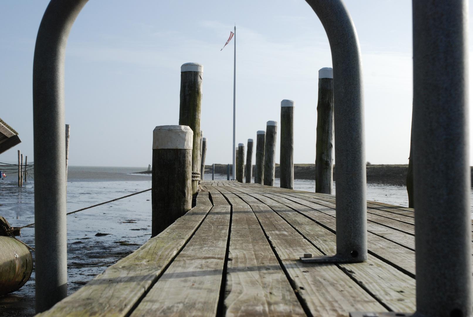 Rantum; Hafen des Yacht Club...