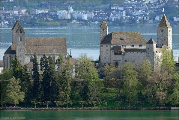 Rapperswil, il castello