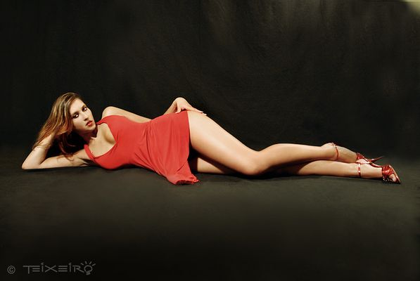 Raquel, modelo