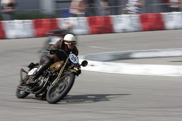 Rasende Harley III
