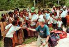 Rast am Baliem River- West Papua