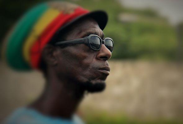 Rastaman of Jamaika