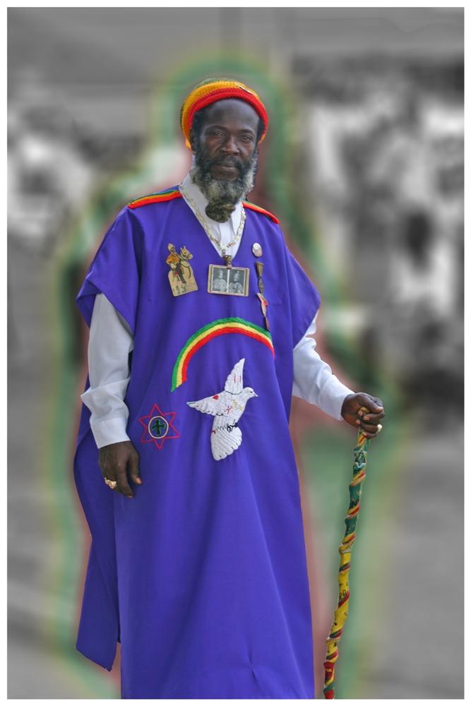 Rastaman Preacher