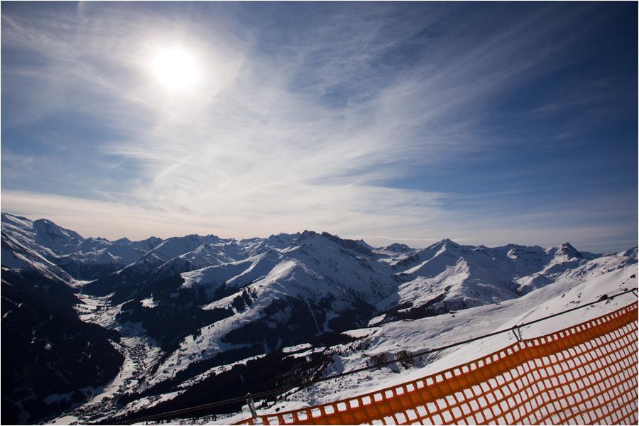 Rastkogel Panoramaabfahrt II