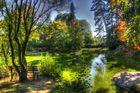 Rastplatz am Teich