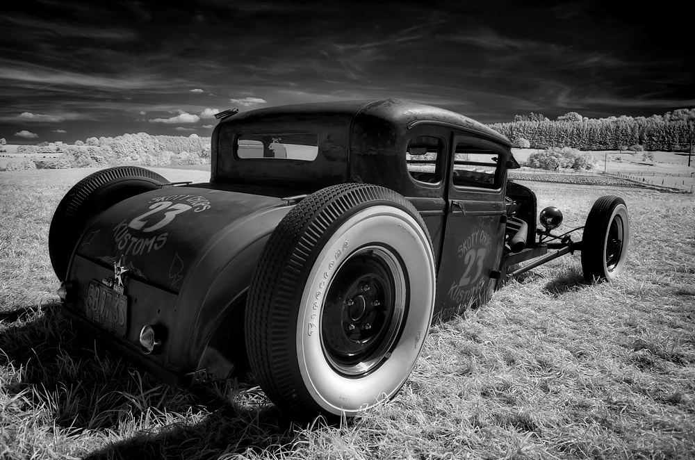 - Rat Rod II -