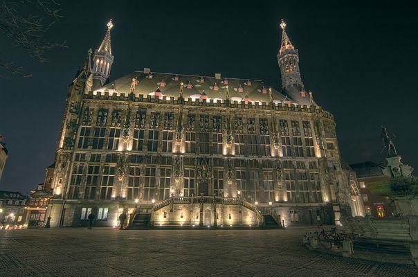 Rathaus Aachen Reloaded