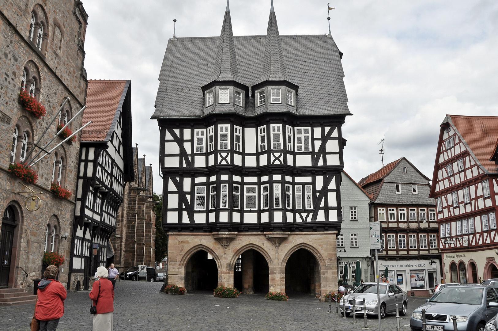 Rathaus Alsfeld