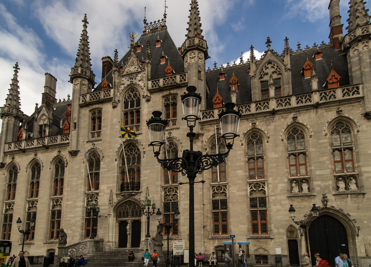 Rathaus - Brügge/Belgien