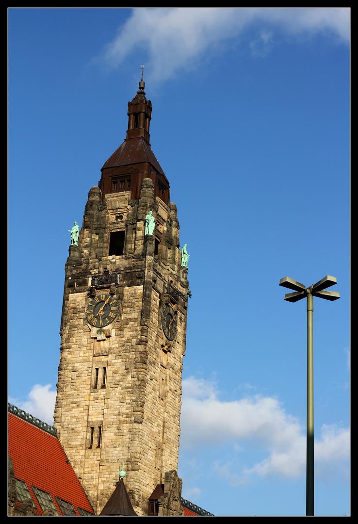Rathaus Charlottenburg - Berlin