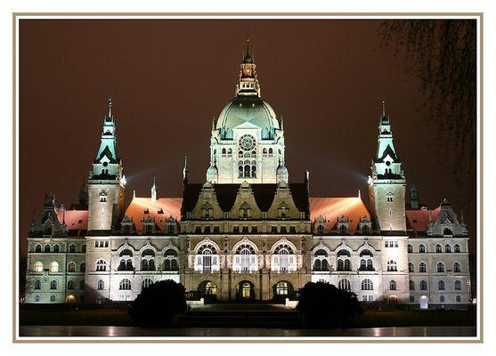 Rathaus - das Neue