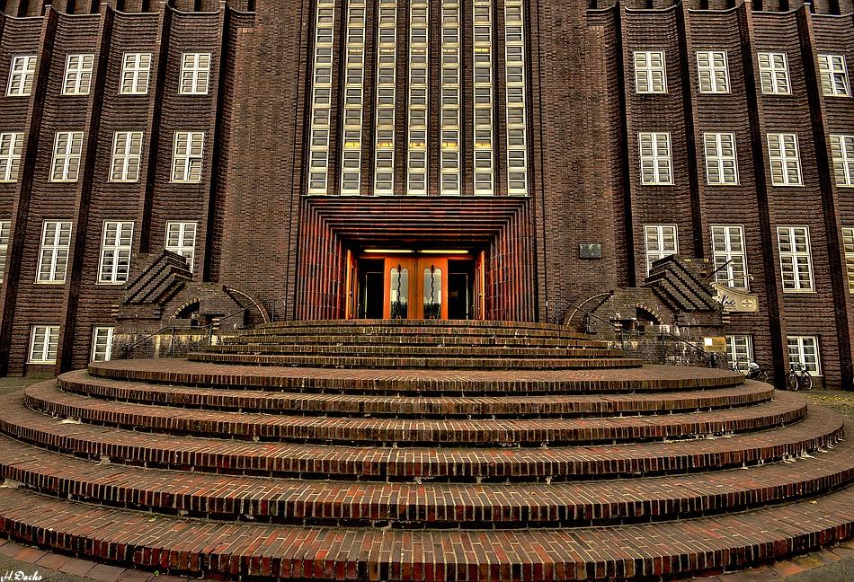 Rathaus der Stadt Wilhelmshaven