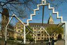 Rathaus DU mit Salvatorkirche * von MoSch