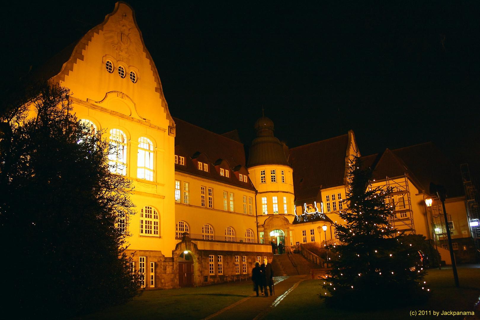 Rathaus Essen - Cray