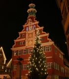 Rathaus Esslingen/Weihnachtsmarkt