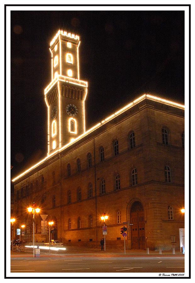 * Rathaus - Fürth *