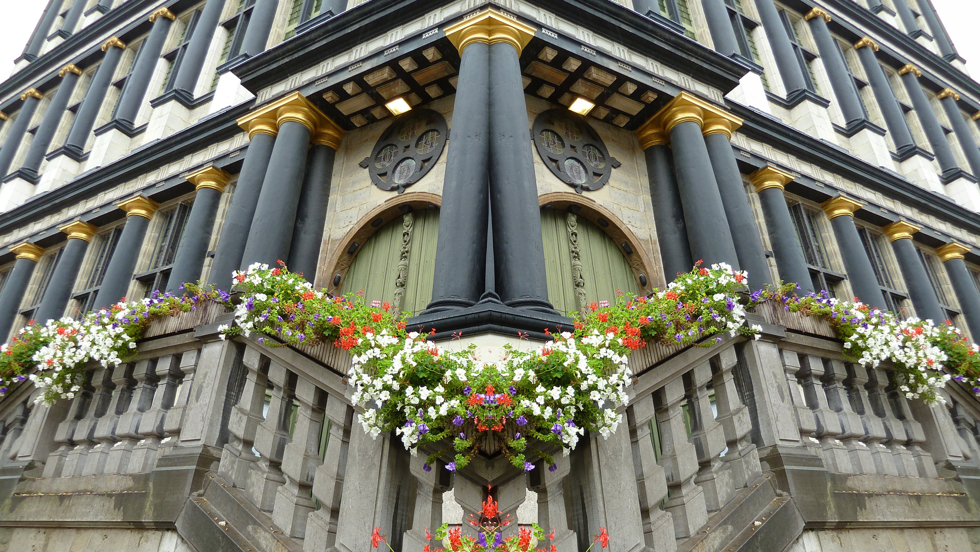 Rathaus Gent