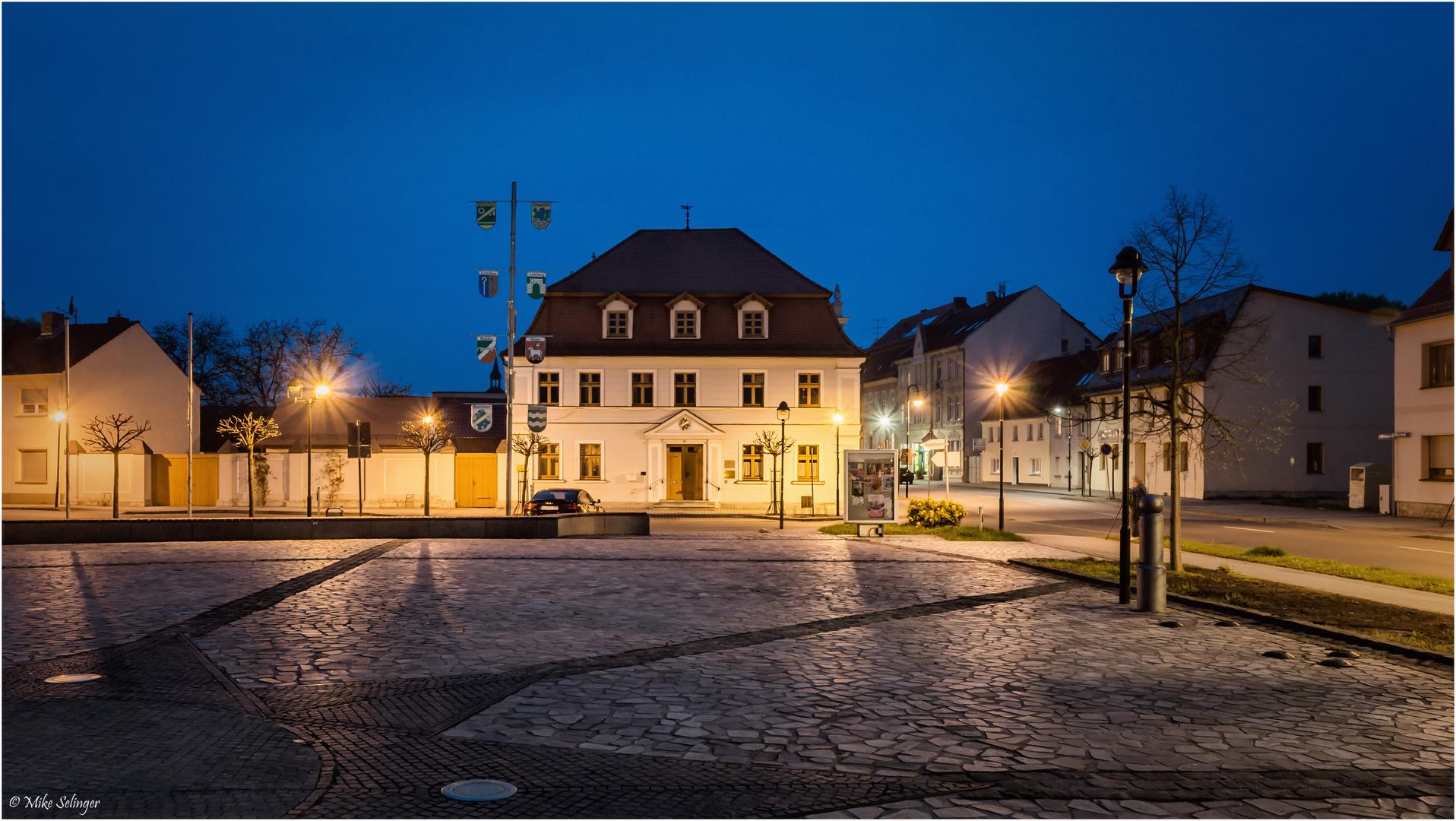 Rathaus Gommern...