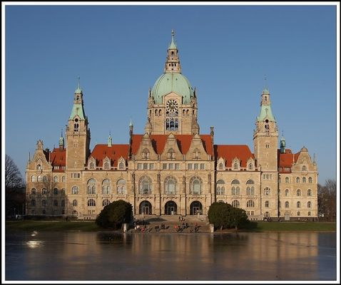 Rathaus Hannover 2006