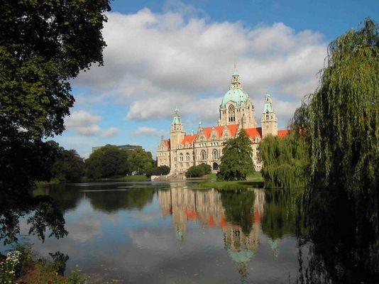 Rathaus, Hannover ...