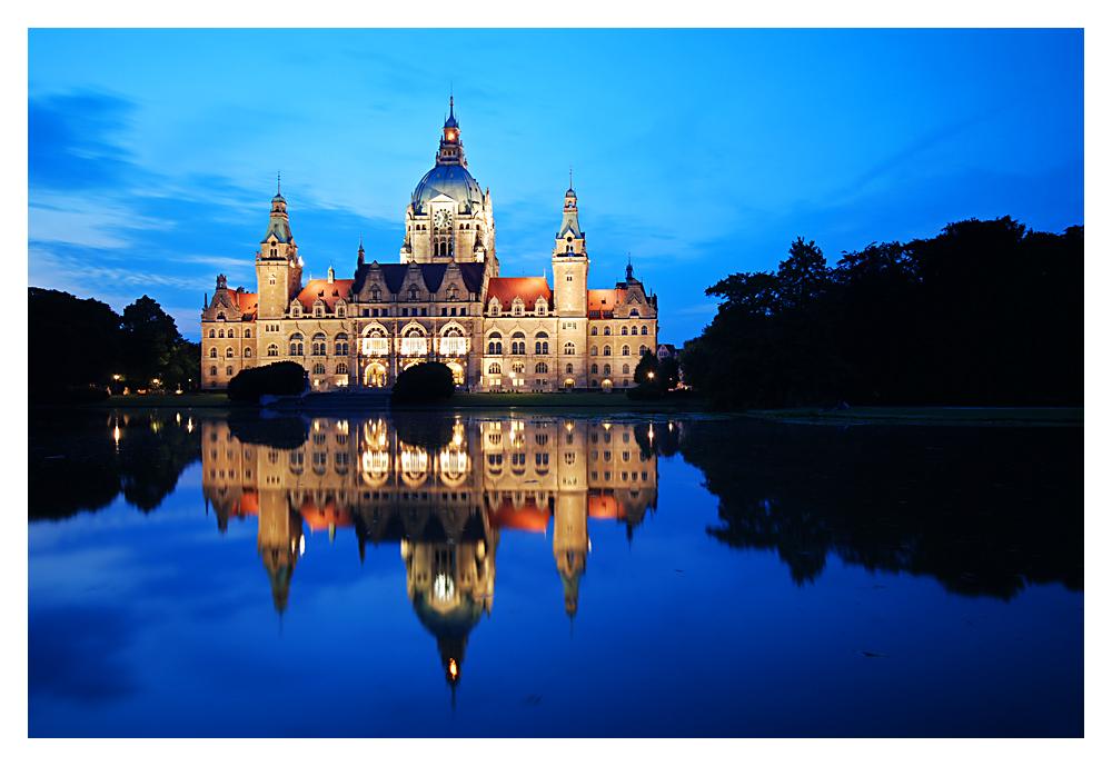 - Rathaus Hannover -