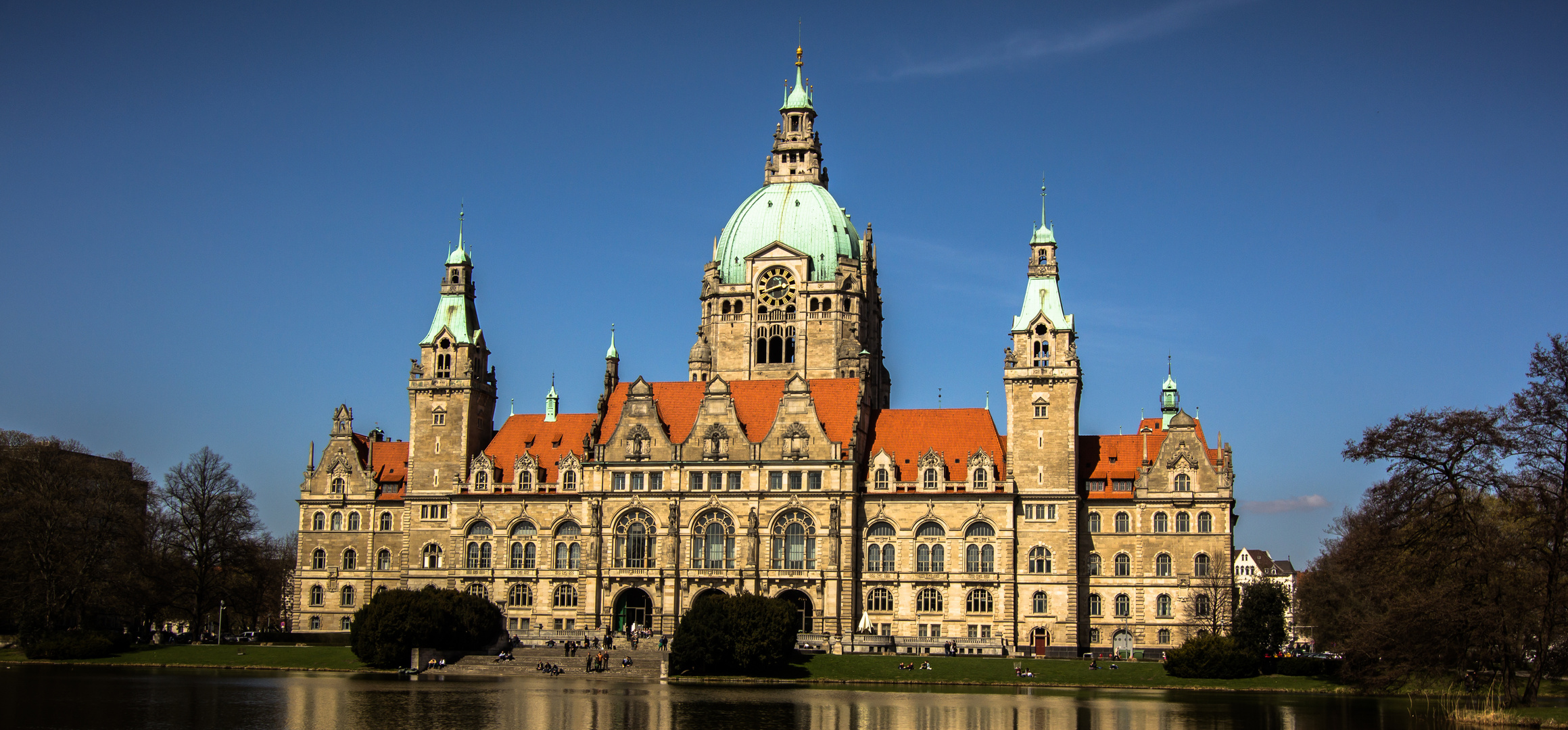 Rathaus Hannover II