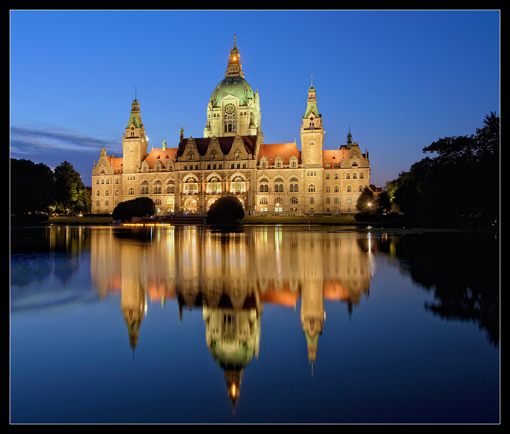 Rathaus Hannover III