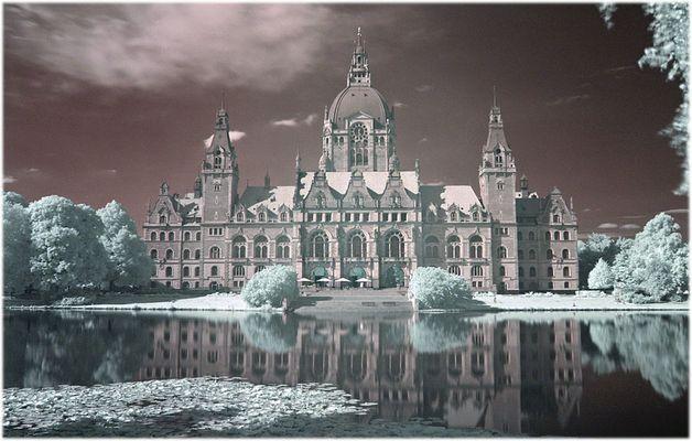 Rathaus Hannover - IR