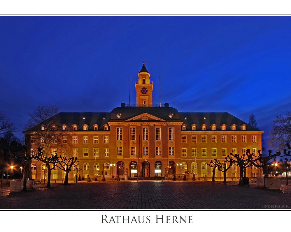 Rathaus Herne in Herne Mitte