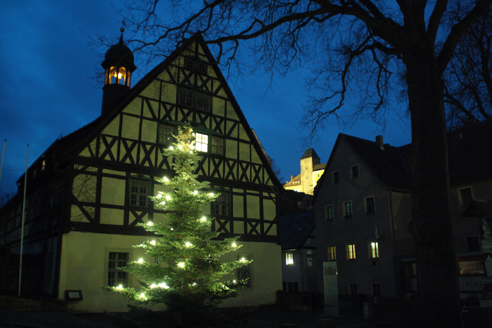Rathaus Hohnstein