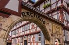 Rathaus II - Wanfried/Hessen