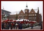 Rathaus im Advent