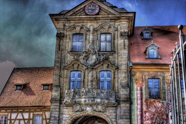 Rathaus in Bamberg