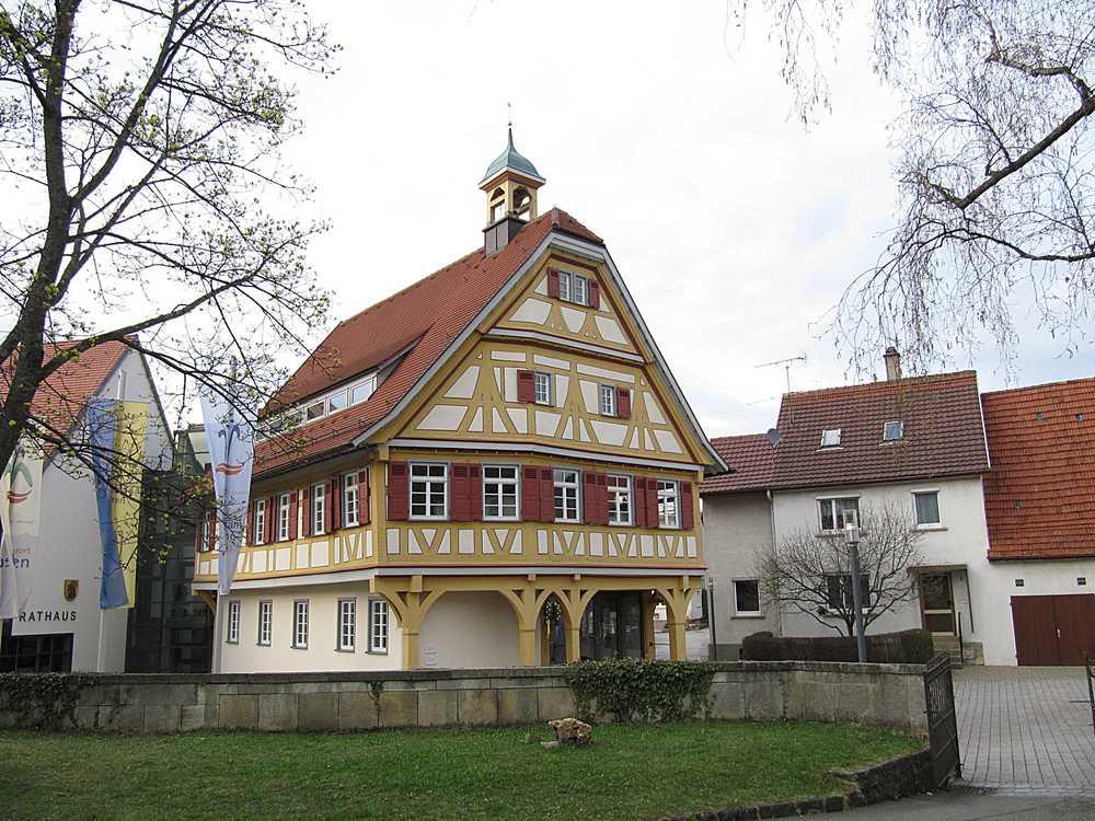Rathaus in Beuren