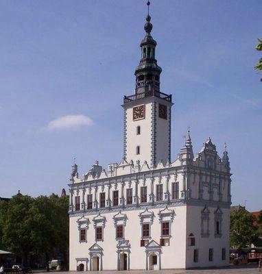 rathaus in Chelmno(kulm)-Polen