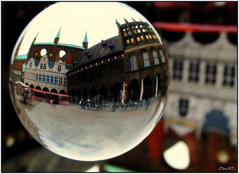 Rathaus in der Kugel