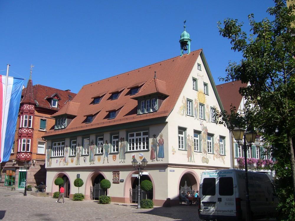 Rathaus in Haslach im Kinzigtal