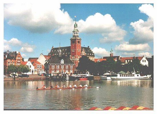 Rathaus in Leer/Ostfriesland