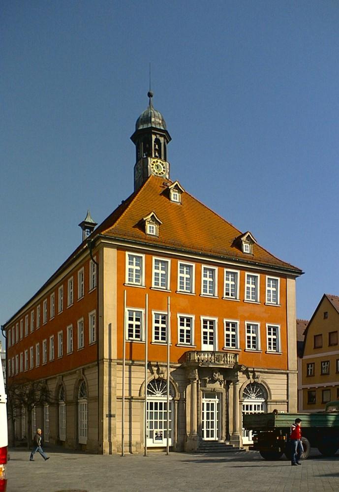 Rathaus in Schorndorf