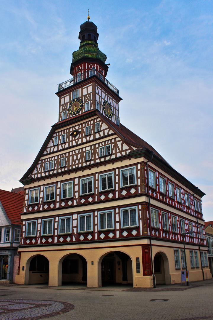Rathaus, Kirchheim