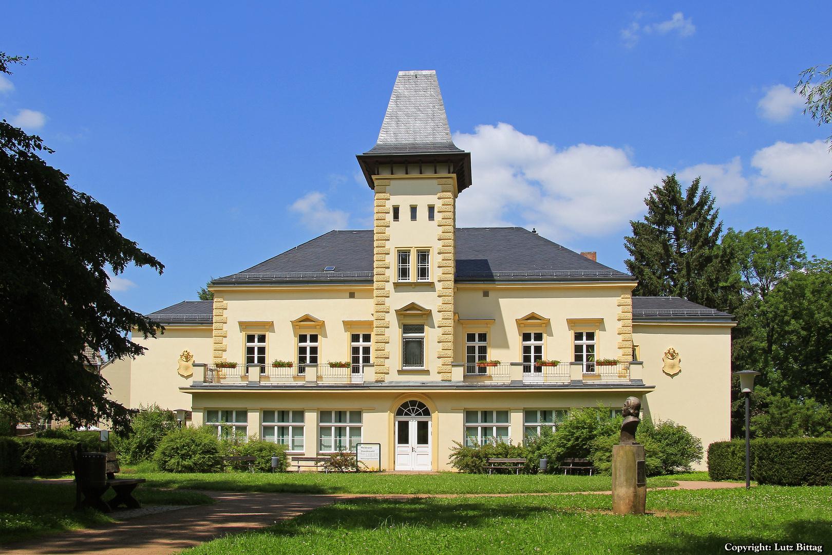 Rathaus Kreischa