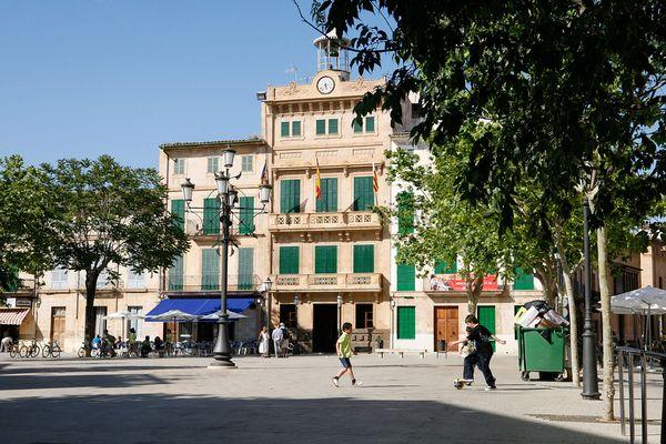 Rathaus Llucmajor
