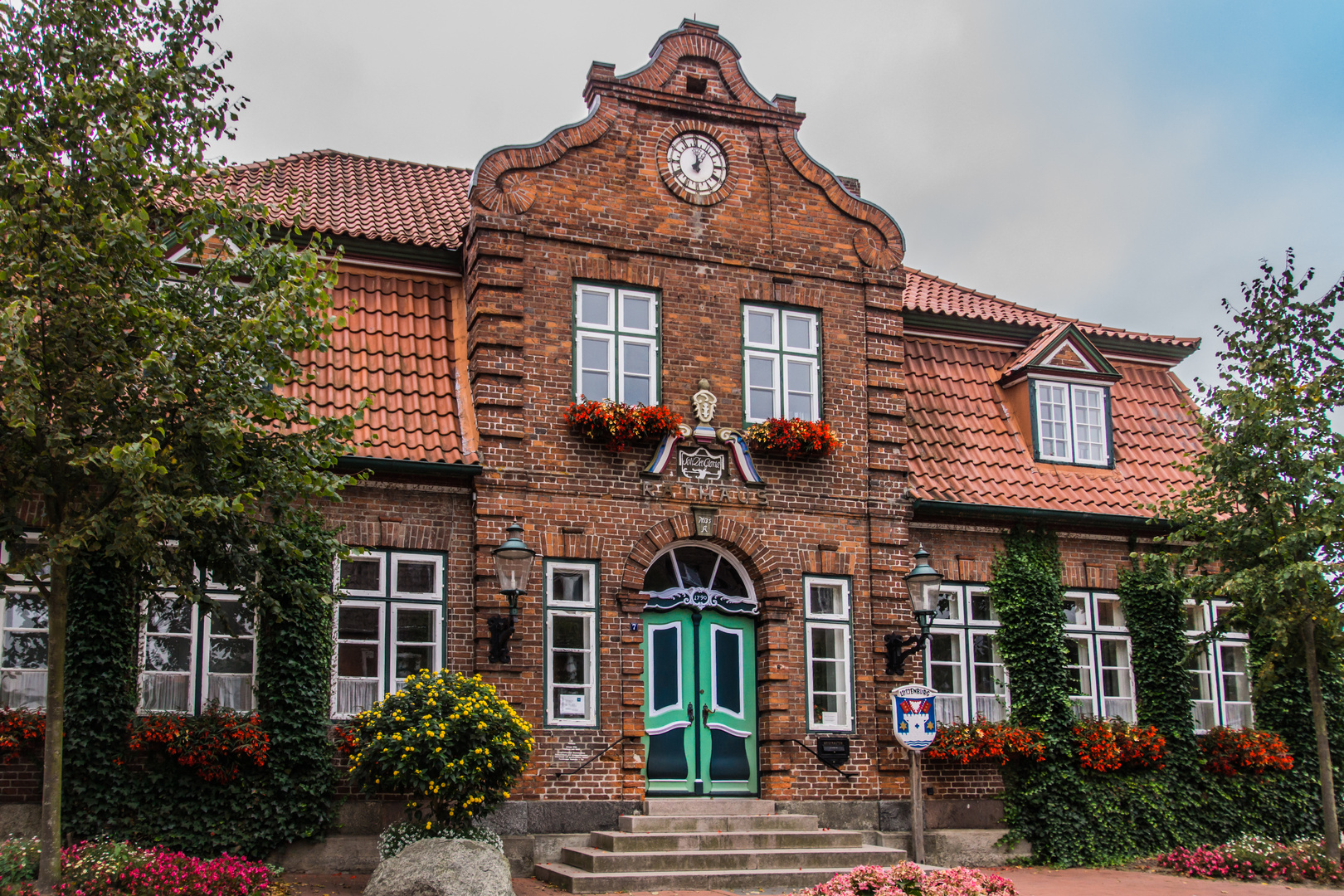 Rathaus - Lütjenburg/Ostsee